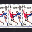 GB QE II Stamp 1966 Winners Blk 3 UM (2) SG700 Mauritron 78075