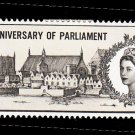 GB QE II Stamp 1965 Parliament 2/6d MM SG664 Mauritron 78076