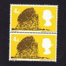 GB QE II Stamp 1966 Technology 4d Blk 2 UM (1) SG701 Mauritron 78077