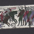 GB QE II Stamp 1966 Hastings 1/3d MFU SG712 Mauritron 78092