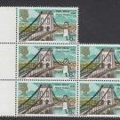 GB QEII Stamp. 1968 Bridges 1s 6d BLK 5 UM SG765 Mauritron #78144