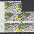 GB QEII Stamp. 1968 Bridges 1s 9d. UM BLK 5 SG766 Mauritron #78145