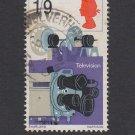GB QEII Stamp. 1967 Discovery 1/9d VFU SG755 Mauritron #78159