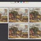 GB QEII Stamp. 1968 Paintings 1s 9d Corner BLK 5 UM SG774 Mauritron #78210
