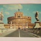 Postcard. Italy Roma Ponte e Castel S. Angelo Rome Mauritron #78241