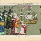 GB QEII Stamp. 1970 Anniversaries 1/6d MFU SG822 Mauritron #78308