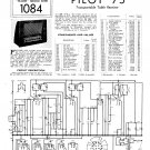 Pilot 75 Schematics Circuits Service Sheets  for download.