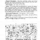 Pilot RGA101 Schematics Circuits Service Sheets  for download.