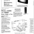 Ferguson 59M5  Colour Television Service Manual download.