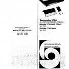 Bang & Olufsen Master Control Panel 2038. Service Manual PDF download.