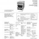 Sony HCDGRX8 Music System Service Manual PDF download.