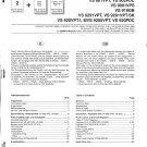Grundig VS9291 VPT Video Recorder Service Manual PDF download.