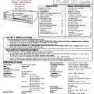 Hitachi  D707 Music System Service Manual PDF download.