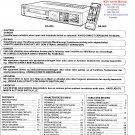 Hitachi  DA005 Music System Service Manual PDF download.
