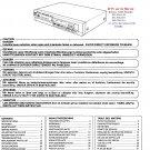 Hitachi  DA01 Music System Service Manual PDF download.