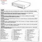 Hitachi  DA30 Music System Service Manual PDF download.