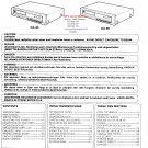 Hitachi  DA40 Music System Service Manual PDF download.