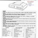 Hitachi  DAW600 Music System Service Manual PDF download.