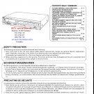 Hitachi  FT007 Music System Service Manual PDF download.