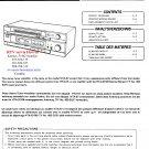Hitachi  HTAA30 Music System Service Manual PDF download.