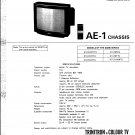 Sony KVDX271TU Television Service Manual PDF download.