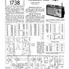 Ferguson 3132 Vintage Audio Service Schematics PDF download.