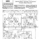 Ferguson 3152 Vintage Audio Service Schematics PDF download.