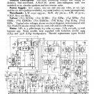Bush SRG86 Vintage Wireless Service Schematics PDF download.