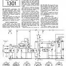 Bush VHF61 Vintage Wireless Service Schematics PDF download.