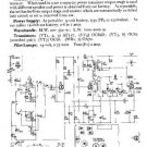 EKCO CP920 Equipment Service Information by download #90183