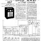 EKCO CTA87 Equipment Service Information by download #90199