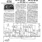 EKCO RG86 Equipment Service Information by download #90247