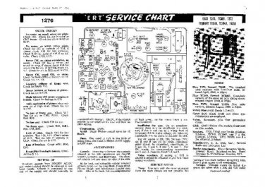 EKCO T1048 Equipment Service Information by download #90275