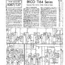 EKCO TC165 Equipment Service Information by download #90333