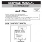 JVC AV21PS Service Manual by download #90511
