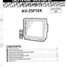 JVC AV25F1EK Service Manual by download #90514