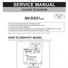 JVC AVDX21HK Service Manual by download #90518