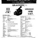 JVC GRAX10EG Service Manual by download #90526