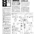 PERDIO CARALUX Equipment Service Information by download #90610