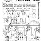 PERDIO KNIGHTSBRIDGE FM Equipment Service Information by download #90618