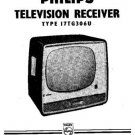PHILIPS 17TG306U Vintage TV Service Info  by download #90701