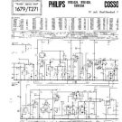PHILIPS 19TG155A Vintage TV Service Info  by download #90708