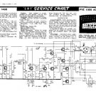PYE 1005 Vintage Service Information  by download #90773