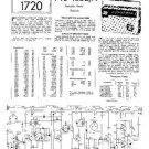 PYE 1352A Vintage Service Information  by download #90789
