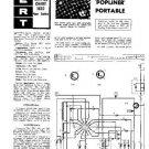 PYE 1363 Vintage Service Information  by download #90796
