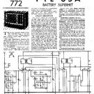 PYE 65A Vintage Service Information  by download #90832