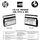 PYE 8022 Vintage Service Information  by download #90836