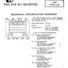 PYE 811 Vintage Service Information  by download #90841