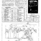 PYE CR950 Vintage Service Information  by download #90876