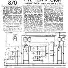 PYE G38K Vintage Service Information  by download #90911